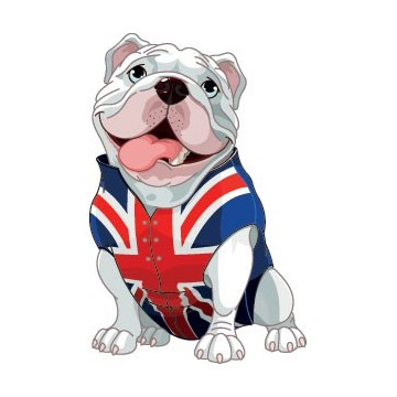 Le chien anglais
