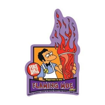 Flaming Moe