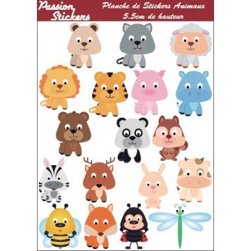 Animals Sheet Kit