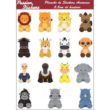 Animals Sheet Kit