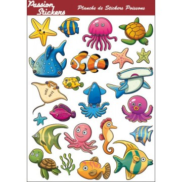 Fish Sheet Kit