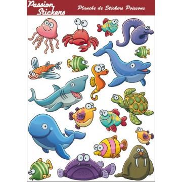 Fish Sheet Kit