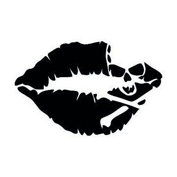 Skull Lips