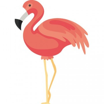 Flamingo Decals