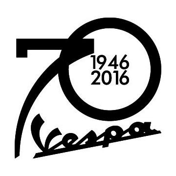 Vespa 70th Anniversary