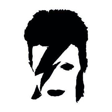 David Bowie Head