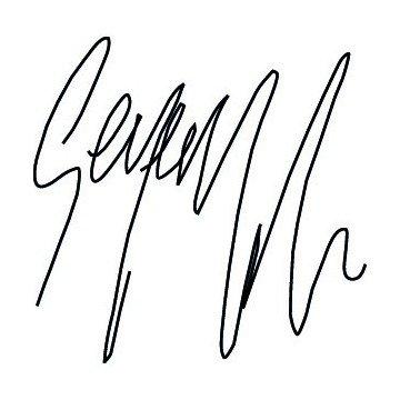 George Michael Autographe