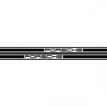 Bandes Portes Porsche