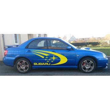 Kit Subaru Impreza