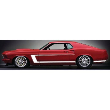 Bandes Ford Mustang Boss 1969