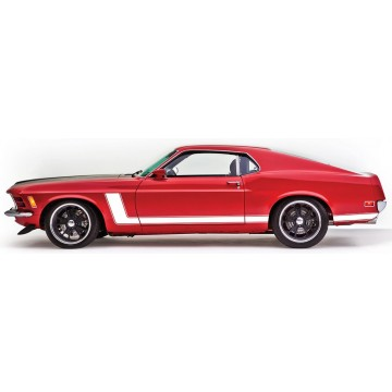 Bandes Ford Mustang Boss 1970