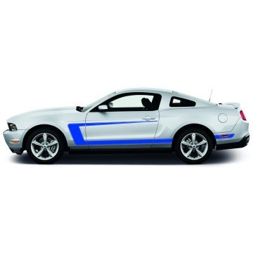 Bandes Ford Mustang 2012
