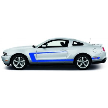 Strip Kit 2012 Ford Mustang