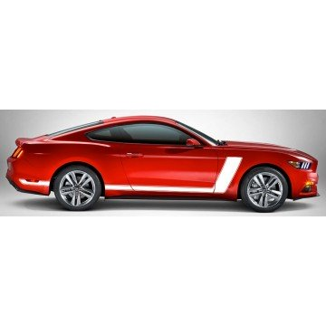 Bandes Ford Mustang 2015
