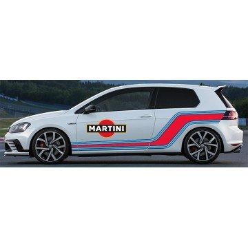 Bandes Martini Volkswagen...