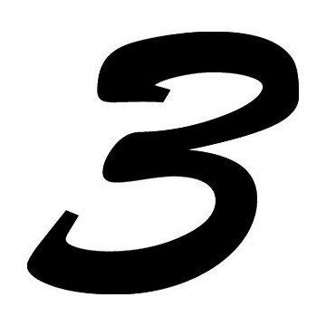 Numéro Course 3