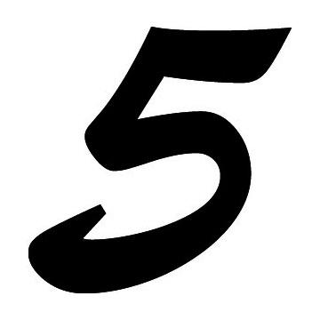 Numéro Course 5