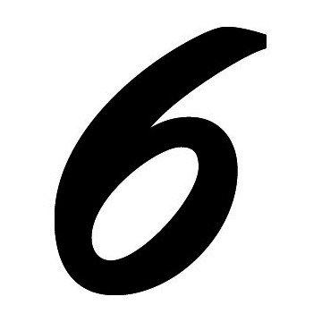 Numéro Course 6