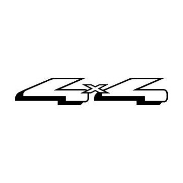4x4 logo