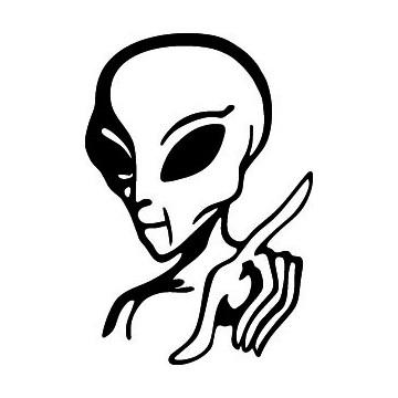 Tête Alien