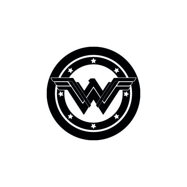 Wonder Woman 2017 Movie Decals Gal Gadot Passion Stickers