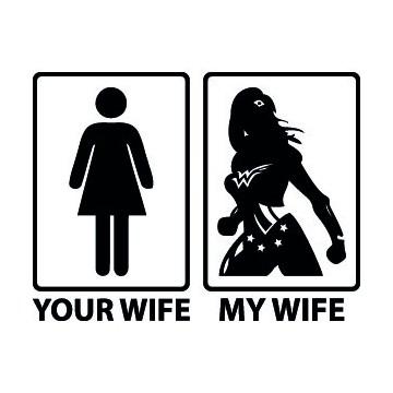 Wonder Woman - My Wife