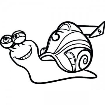 Turbo Snail - The Movie