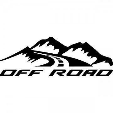 Route Montagne Off Road