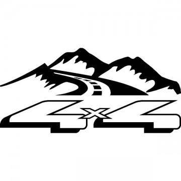 Route Montagne 4x4