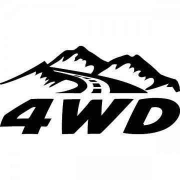 Route Montagne 4WD