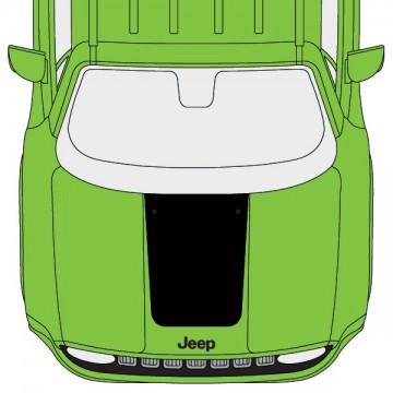 Jeep Renegade Hood