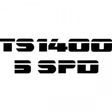 Renault 5 TS 1400 5 SPD