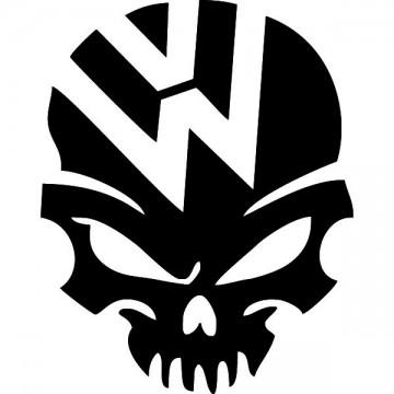 Volkswagen Tête de Mort