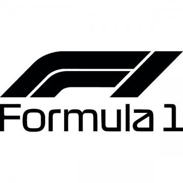 Formula 1 Logo 2018