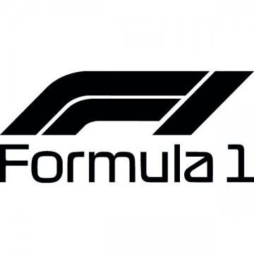 Formule 1 Logo 2018