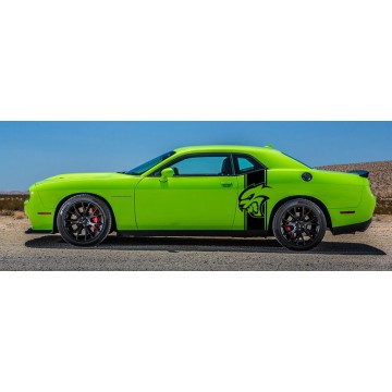 Kit Dodge Challenger Hellcat