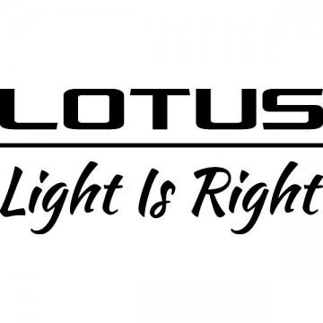 Lotus Light Is Right