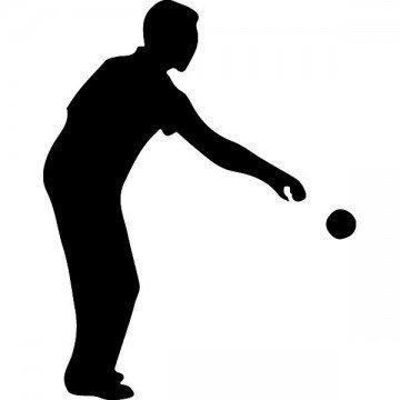 Petanque Player