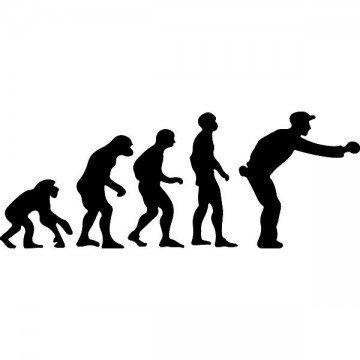 Evolution Homme Pétanque