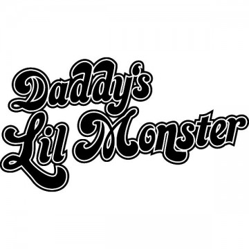 Daddy's Lil Monster Suicide...