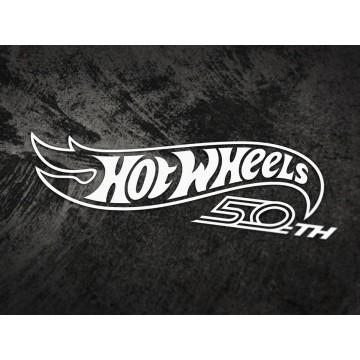 Hot Wheels 50 years