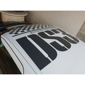 Déco Toit Citroen DS3 Racing