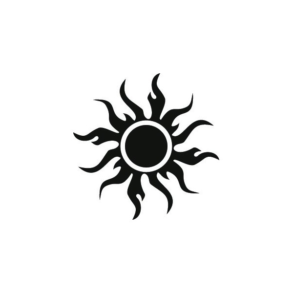 Tribal Sun 2