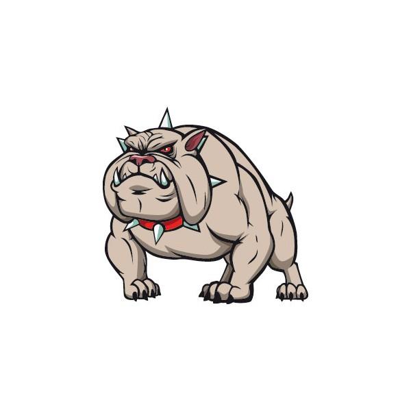 Big Angry Dog