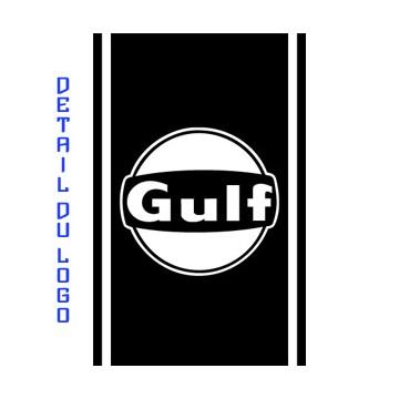 Gulf Racing Stripes