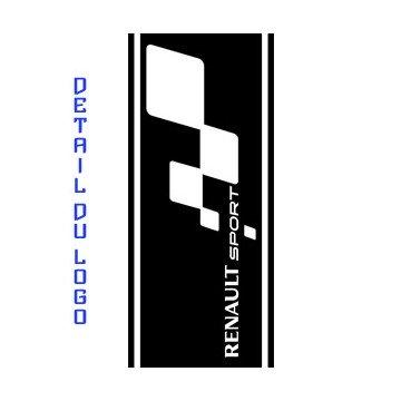 Renault Sport Racing Stripes