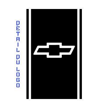 Chevrolet Racing Stripes