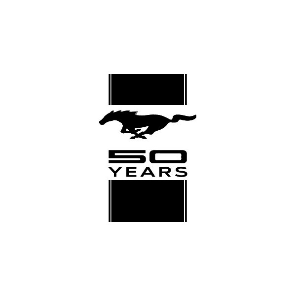 Ford Mustang 50 ans