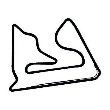F1 Track Bahrein
