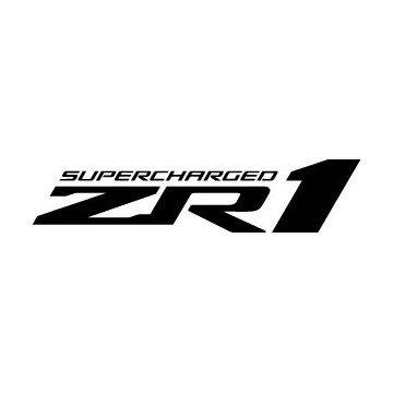 Chevrolet Corvette ZR1 SuperCharged